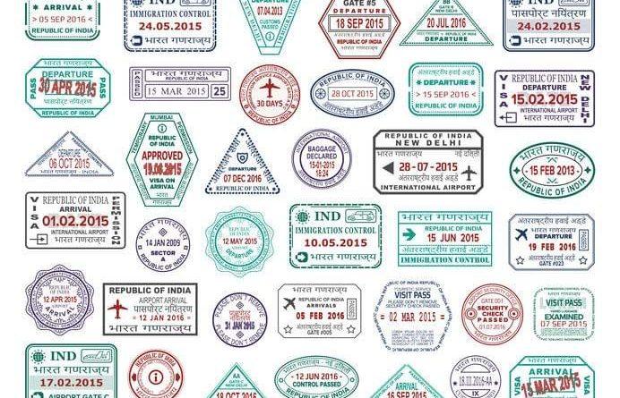 les types de visas pour l'inde